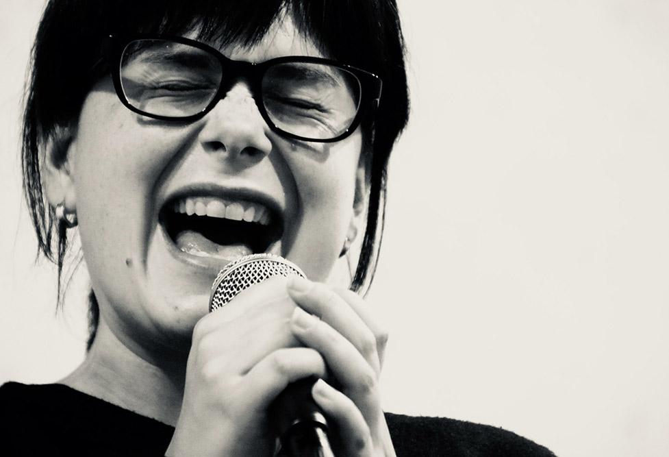 Alessandra Trevisan, foto di Enzo Lattanzio